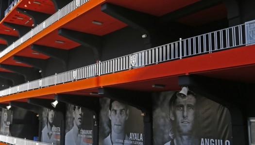 Valence CF:   Sans Feghouli à Getafe