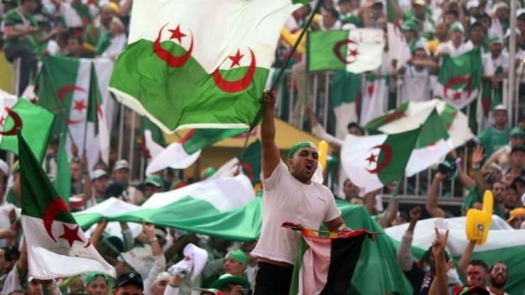 L'Algérie, grande favorite de la CAN 2015 @RTBF