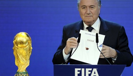 Mondial 2022: les confidences de Blatter