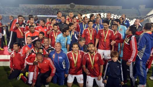 Retour sur 2014 : Ahly se console avec la Coupe de la CAF
