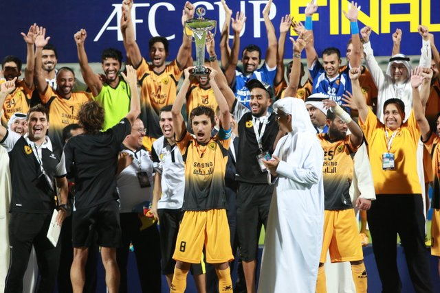Qadsia AFC Cup 2014