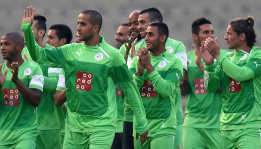 Retour sur 2014 : l'Algérie s'envole en huitième !
