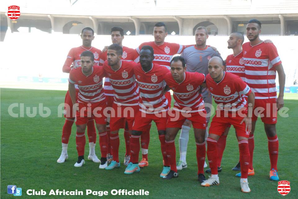 @Club Africain Facebook page officielle