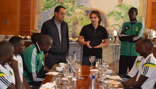 Martins : «Hâte d'être sur le terrain avec la Mauritanie»