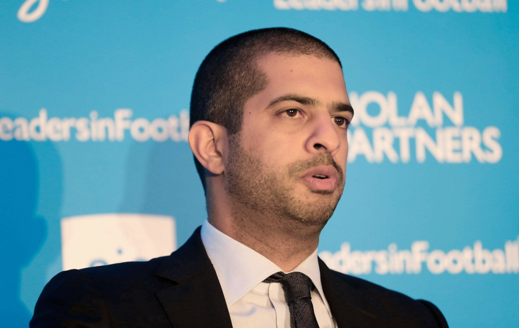 Nasser Al-Khater
