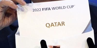 FIFA president Joseph Blatter opens the