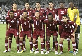 Qatar, vainqueur de l'Algérie (1-0)