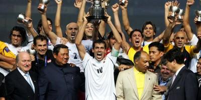 Irak gagne l'Asian Cup 2007