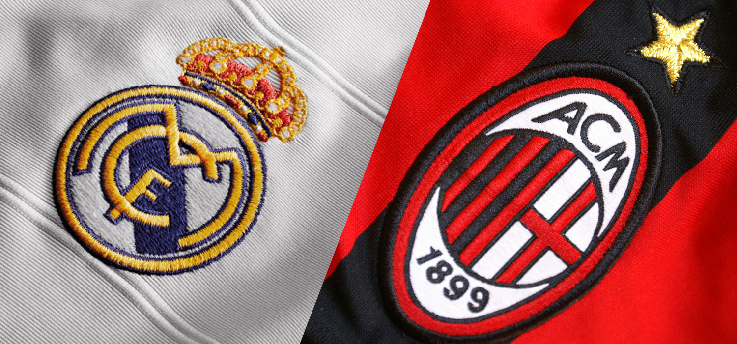 Real Madrid Milan AC