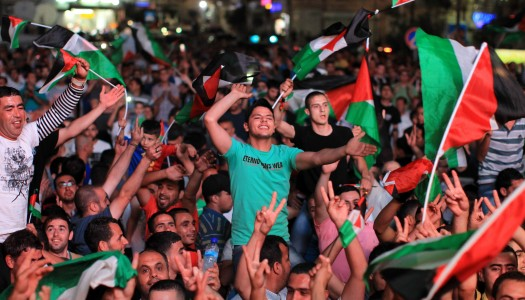 Retour sur 2014 : Palestine, en route pour l'Asia Cup !