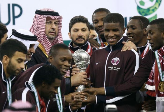 Confiance aux vainqueurs de la Coupe du Golfe