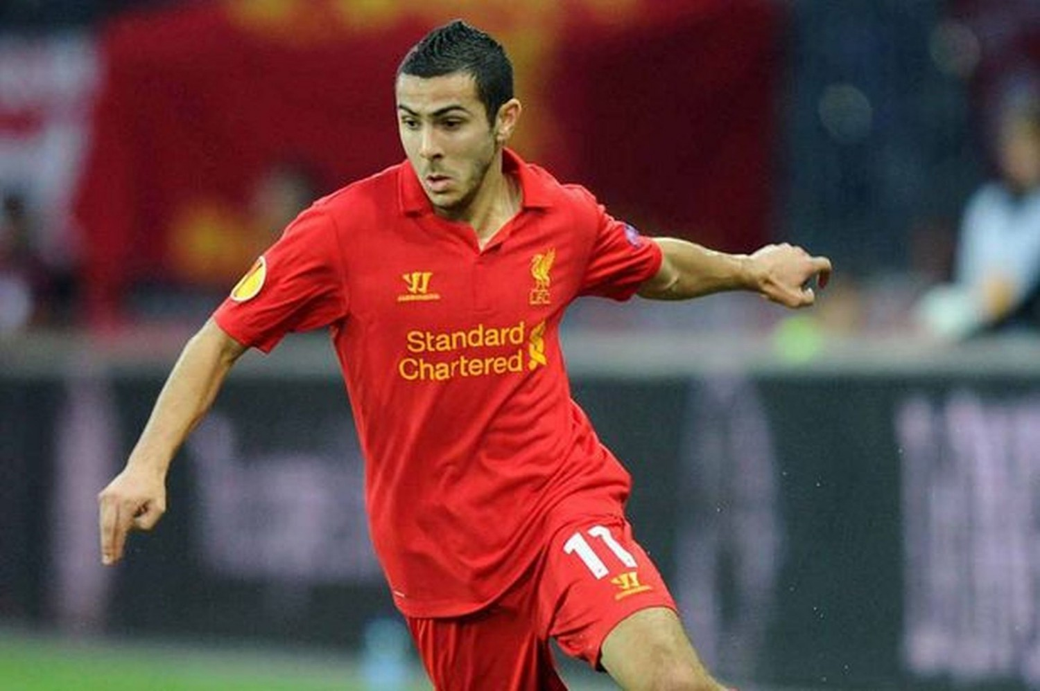 Oussama Assaidi pourra disputer la finel de l'Asian Champions League