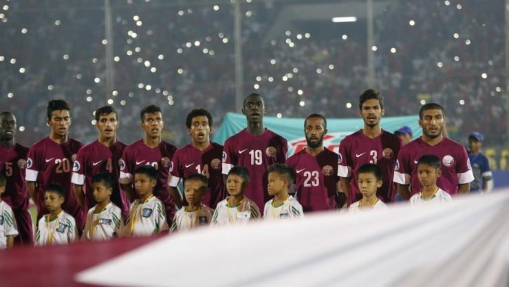 Equipe Qatar Hymne