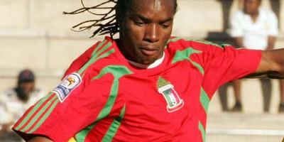 Javier Balboa (Guinée Equatoriale), homme du match