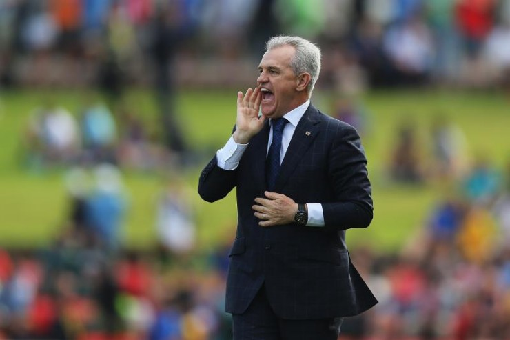 Javier Aguirre,     @AFC media channel