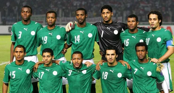 Arabie Saoudite, triple vainqueur de la Coupe d'Asie