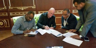 Une signature en décembre avec le géant soudanais