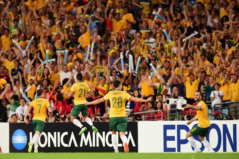 l'Australie sacrée championne d'Asie chez elle après prolongation @AFC media channel
