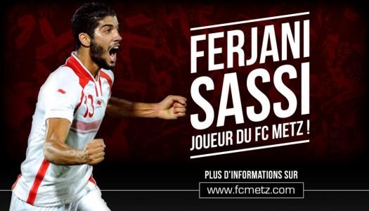 Tunisie: Ferjani Sassi à Metz: c'est fait !