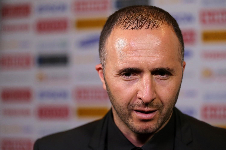 Djamel Belmadi, Lekhwiya, Qatar Stars League,