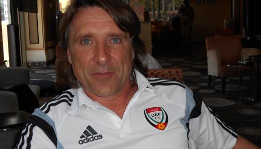Patrice Coutard (Emirats) : « Les Emirats, c'est 7000 licenciés seulement !»