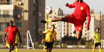El Merreikh stage en Egypte 1