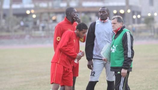 Diego Garzitto : «El-Merreikh a de la qualité»