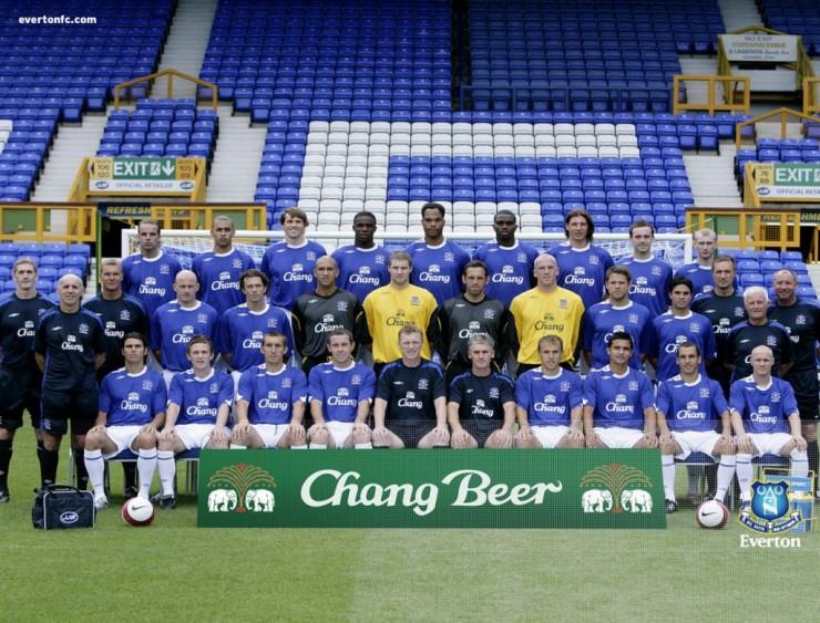 @ Everton FC