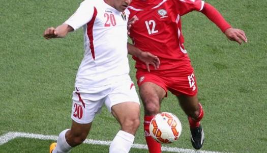 J 8 : la Jordanie élimine la Palestine (5-1)