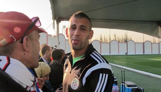 Algérie:  Slimani ciblé par Tottenham ?