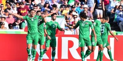 L'Iraq qualifiée pour le dernier carré   @ AFC media channel