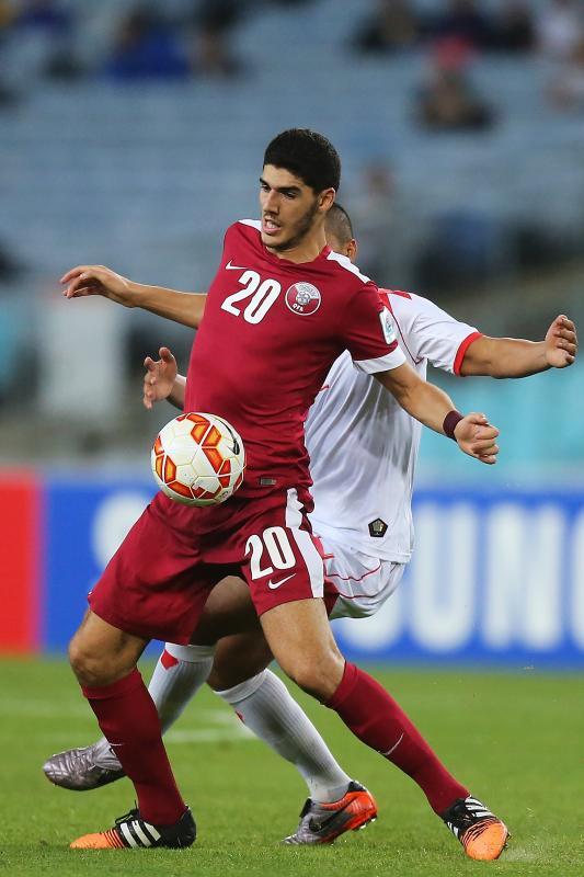 Karim Boudiaf buteur   @AFC media channel