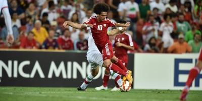 Le meneur émirati Omar est resté muet contre l'Iran  @AFC media channel