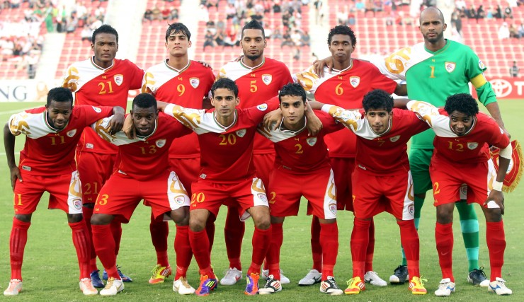 Oman_football_team_2012