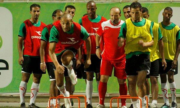 Palestine  1 - Noureddine Ould ali