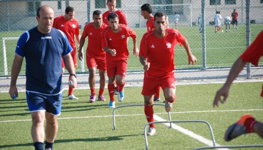 Palestine : Ould Ali  heureux à la tête de la sélection
