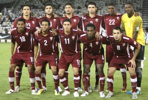 Equipe du Qatar