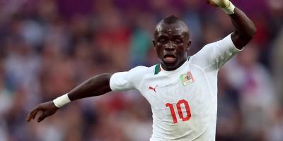 Sadio Mané ne devrait pas rater le match contre l'Algérie