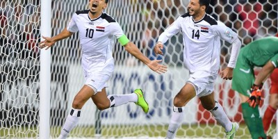La délivrance pour l'Irak, signée Younus M%ahmoud   @AFC media  channel