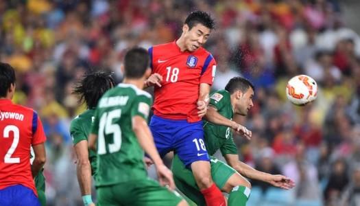 J 15 : l'Iraq chute en demie contre la Corée (2-0)