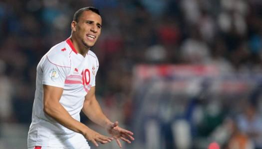 Tunisie :  Anis Ben Hatira forfait