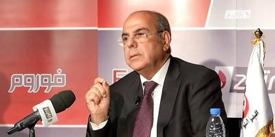 Mohamed Raouraoua, ancien président de la FAT et nouveau président du comité d'organisation des compétitions arabes (UAFA)