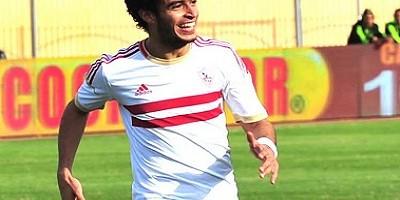 Omar Gaber, trophée du  meilleur défenseur