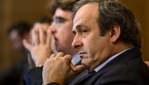 FIFA : Michel Platini radié à vie ?