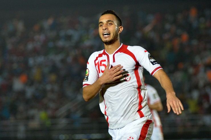 Mohammed Ali Moncer Tunisie CAN 2015