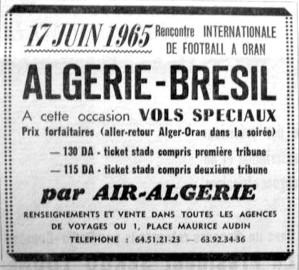 Algerie-Bresil