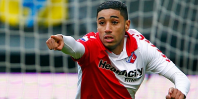 Anouar Kali (Maroc, FC Utrecht)
