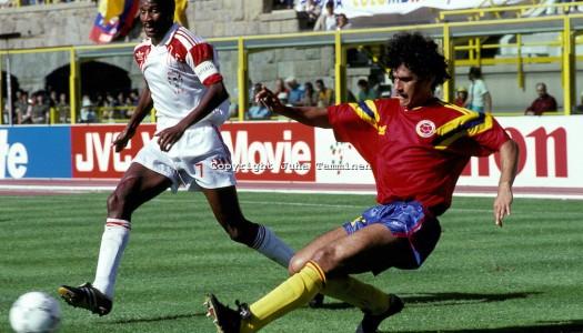 1990, les Emirats mondialistes en Italie