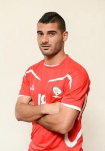 Musab Battat, Palestine et SHabab Al Dahriah @ AFC media channel