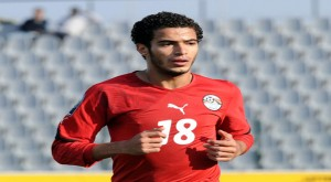 Omar Gaber of Egypt© Pic Sydney Mahlangu/Backpagepix
